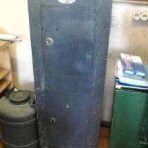 Продам сейф с двумя отделениями, в г.Одесса