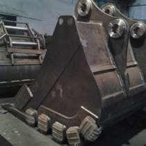 Ковш скальный, усиленный Hardox, Quard, в Киселевске