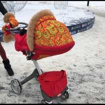 Зимний комплект для коляски Stokke Xplory, в Воронеже