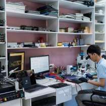 Сервис QAZREM по ремонту телефонов, ноутбуков, планшетов, в г.Астана