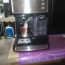 Кофеварка эспрессо VITEK VT-1514 BK новая на гарантии!, в г.Витебск