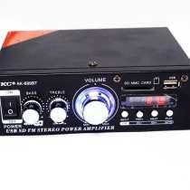Усилитель звука UKC AK-699BT - Bluetooth, USB, SD-карта, MP3, в г.Киев