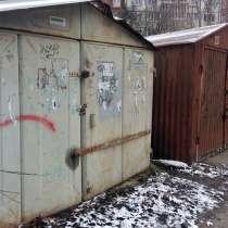 Металлический гараж, в Симферополе