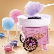 Аппарат для приготовления сладкой сахарной ваты Cotton Candy, в г.Харьков