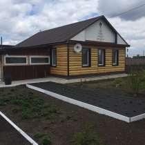 Красивый дом в живописном уголке Омской области, в Омске