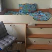 Детская кровать-трансформер, в Москве