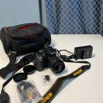 Зеркальный фотоаппарат Nikon d5300, в Казани