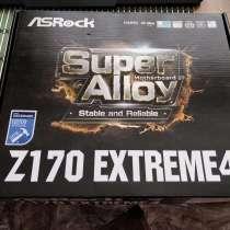 Asrock Z170 extreme4, LGA 1151, Intel Z170, ATX, в Борисоглебске