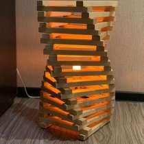 Светильник напольный с эффектом пламени, в Кондопоге