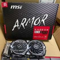 MSI XFX AMD Radeon RX 580 ARMOR, в Санкт-Петербурге