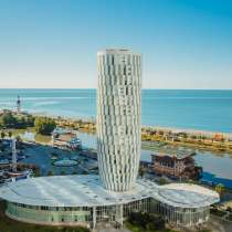Mega Palace Batumi, 62 m2, two bedrooms, gas, sea view, в г.Зугдиди