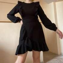 Платье MOHITO черное, в Сочи