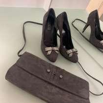 Туфли нарядные и сумочка, в Москве