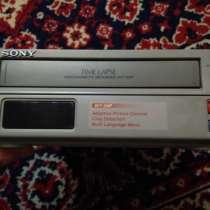 Спецвидеомагнитофон Sony SVT-124, в Челябинске