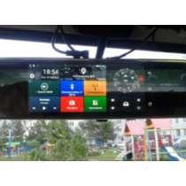 Fugicar FC8 зеркало-бортовой компьютер-видео регистратор, в Перми