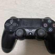 Чёрный джостик PS4, 2gen. Оригинал работает идеально, в Ростове-на-Дону
