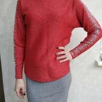 Женская кофточка с люрексом на 44-48 размер, в г.Минск