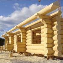 Сборка домов из бревна, в г.Гомель