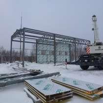 Монтаж металлоконструкций, трубопроводов, оборудования, в Комсомольске-на-Амуре