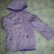 Куртка весенняя размер 116, в Екатеринбурге