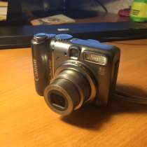 Цифровой фотоаппатат Canon Powershot A590 IS, в Кирово-Чепецке