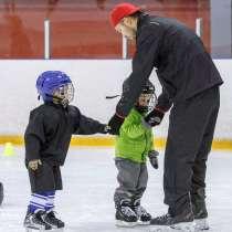 Подкатки хоккей, обучение катанию на коньках и роликах, в Москве