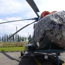 Вертолет Ми8МТВ1 восстановленный 2007-2009 года выпуска, в Волгограде