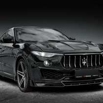 """Maserati Levante Front lip """" Renegade"""", в г.Сорокаба"""