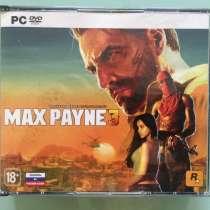 Игра Max Payne 3 для РС(лицензия), в Москве