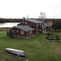 Жилой дом 357,5 кв. м. в дер. Таргобино Пошехонского района, в Ярославле