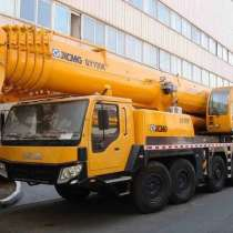 Автокран XCMG QY100 грузоподъемностью 100 тонн, в Владивостоке