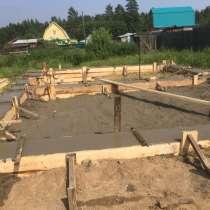 Строительство бань, домов из бруса, в Иркутске