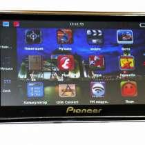 "7"" GPS навигатор Pioneer 716, 8gb 800mhz 256mb IGO, Navitel, в г.Черкассы"