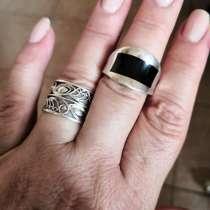 Серебряные кольца, в Москве