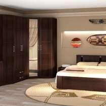 Спальный гарнитур под заказ мебель для спальни, в Челябинске