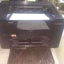 Принтер HP LaserJet P1606 dn, б/у, рабочий, в Долгопрудном
