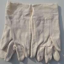 Перчатки диагоналевые В -124. Перчатки рабочие, в Тольятти