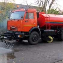 Аренда водовоза доставка воды горячая вода, в Казани