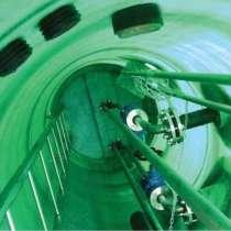 Стальные канализационные лестницы-стремянки для колодцев, в Перми