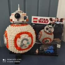 Lego Star Wars. BB-8 робот оригинал, в Зеленограде