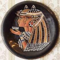 Чеканка по меди египетской тематики, в г.Барановичи