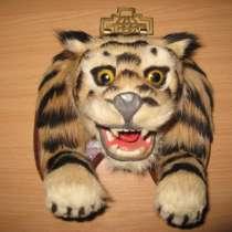 Муляж тигра на стену, в Санкт-Петербурге