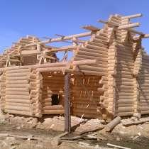 Дома из бруса, в Казани