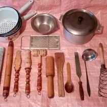 Кухонные принадлежности. СССР, в Новосибирске