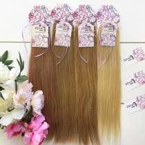 Продаем волосы на заколках светлых оттенков!, в Уфе
