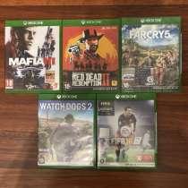 Игры на Xbox one, в Москве