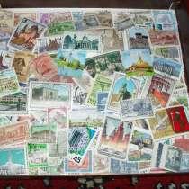 Более полтораста разных марок мира, в Красноярске