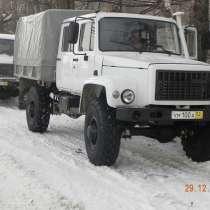Автомобиль с Двухрядной кабиной на шасси ГАЗ 33088 Садко Бор, в Нефтеюганске