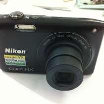 Фотоаппарат Nikon Coolpix S3200 - 16 Мп - HD -Короб, Докум !, в г.Черкассы