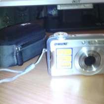 Продается цифровой фотоаппарат Sony 7,2пикс. б/у, в Стерлитамаке
